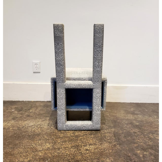 Postmodern Postmodern Chroma Key Chair by Minale-Maeda for Droog Netherlands For Sale - Image 3 of 7