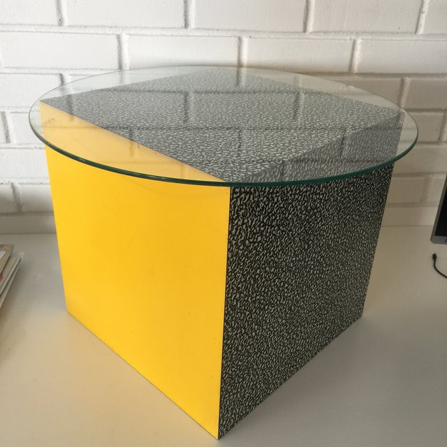 This fun and original piece was designed by Ettore Sottsass in 1984 as a commission for Anthologie Quartett. A favorite in...