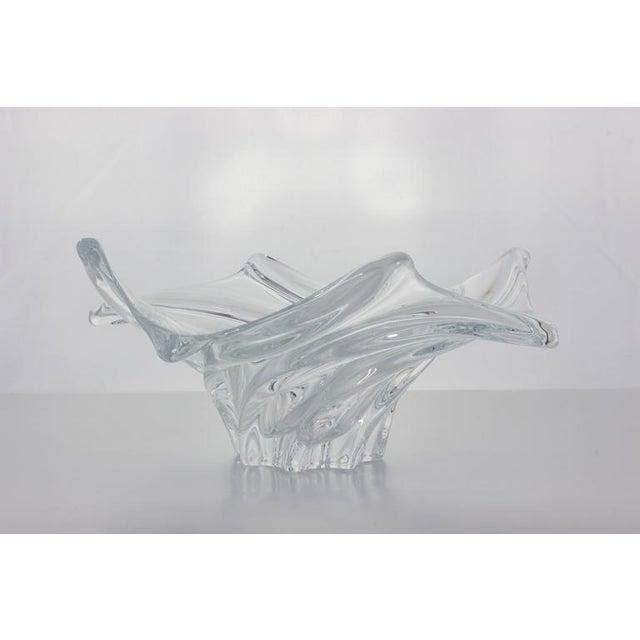 Vannes 1950s Crystal Bowl - Image 5 of 7