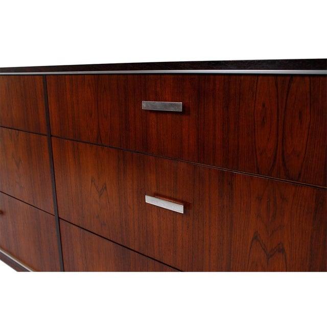Falster Danish Rosewood Dresser Sideboard For Sale - Image 4 of 9