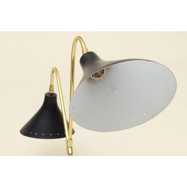 Laurel Original Double Shade Lamp For Sale - Image 9 of 10