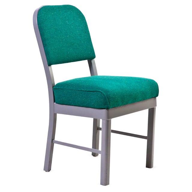 Vintage Industrial Harter Steel Chair I - Image 1 of 5