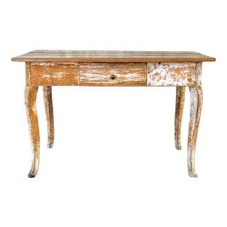 19th Century Antique Swedish Desk For Sale