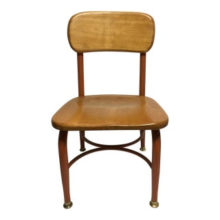 Vintage Heywood Wakefield Child's Chair For Sale