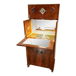 Turnidge of London Cocktail Cabinet / Dry Bar / Drinks Prep Station / Hospitality Cabinet For Sale