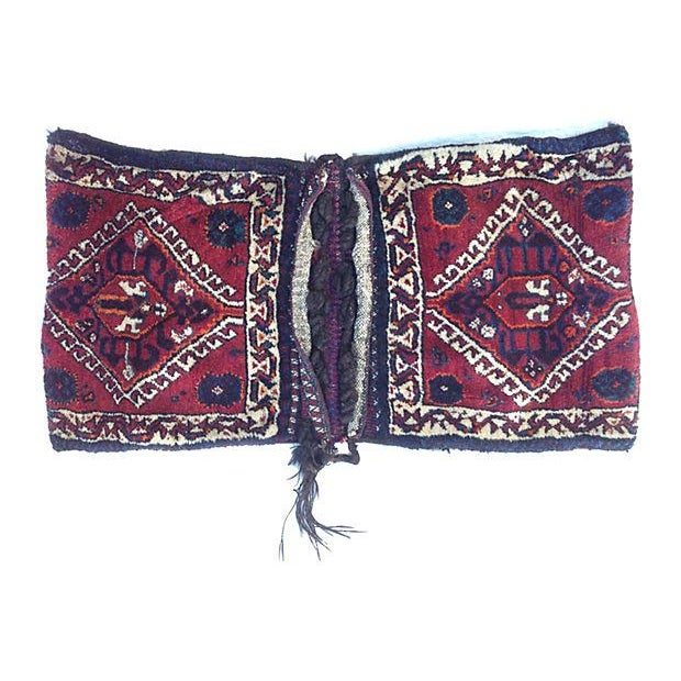 Turkish Wool Camel Sack - Image 1 of 4