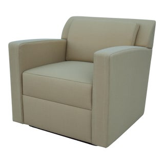 Modern Brian Cox for Bernhardt Design Entrada Lounge Chair For Sale