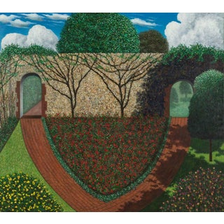 Kipling Gardens, Limited Edition Pigment Print, Scott Kahn For Sale