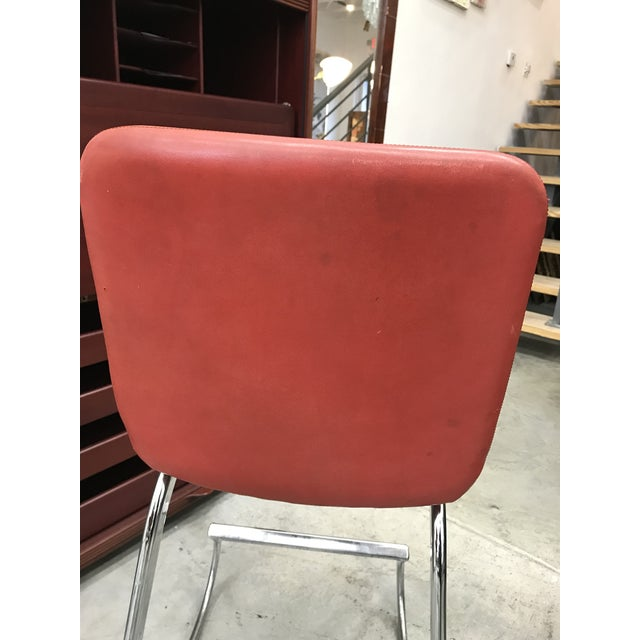 1970s Bar Stools by Stendig - Set of 3 For Sale - Image 11 of 13
