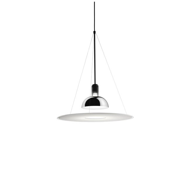 Contemporary 1960's Modern Achulle Castiglione for Flos. Atomic Pendant Fixture For Sale - Image 3 of 5