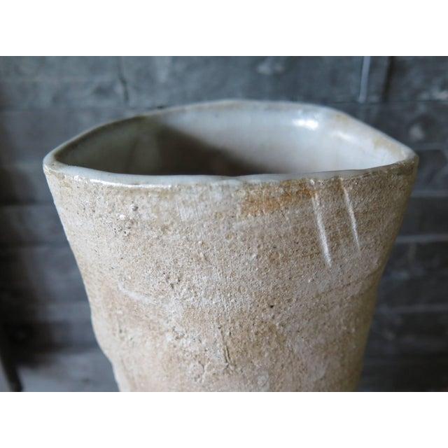 Ceramic Ceramic Vase by Marguerite Antell For Sale - Image 7 of 8
