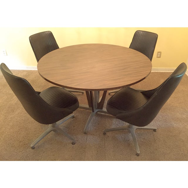 Vintage Chromcraft Mid Century Dining Set - Image 2 of 8