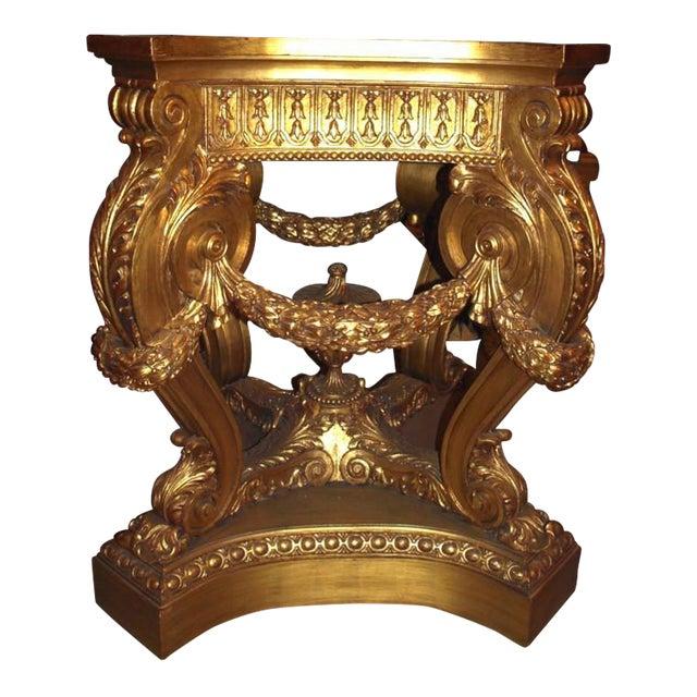 Antique Pair of Magnificent Pedestals - Image 1 of 7