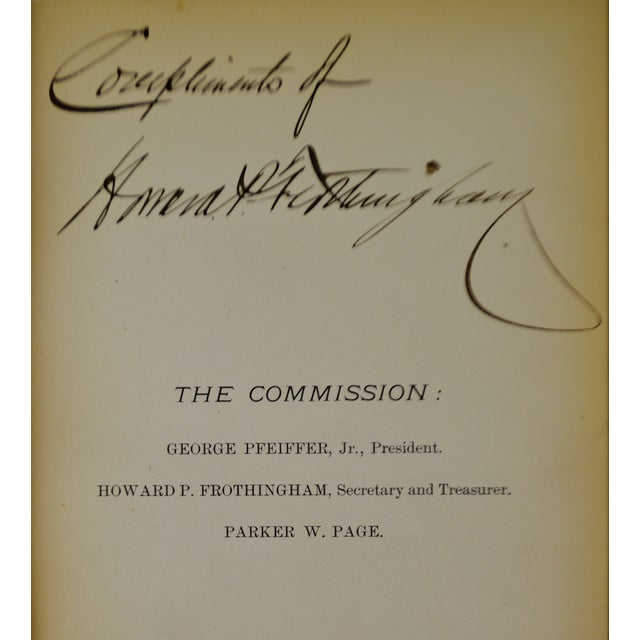 1896 The Birds of New Jersey Book For Sale - Image 9 of 11