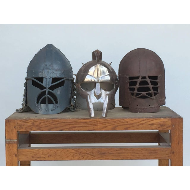 Decorative Collection of Three Movie Prop Masks For Sale In Los Angeles - Image 6 of 6
