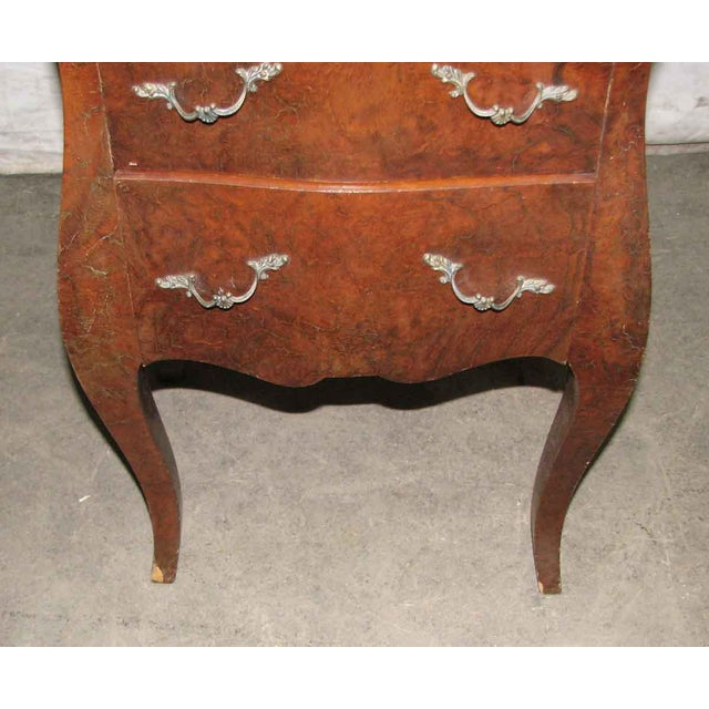 Empire Bed Side Tables - A Pair For Sale - Image 9 of 9