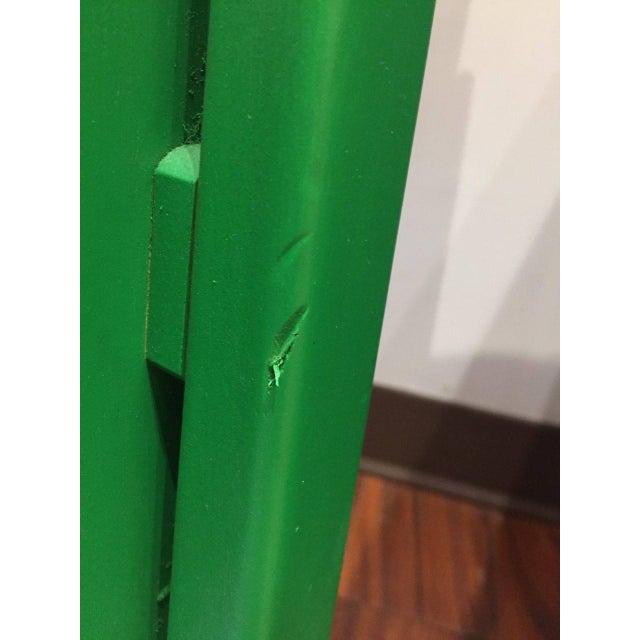 Green Green Mid-Century Modern Dresser For Sale - Image 8 of 9
