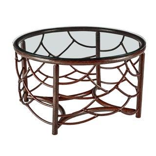 Cinnamon Dot Coffee Table
