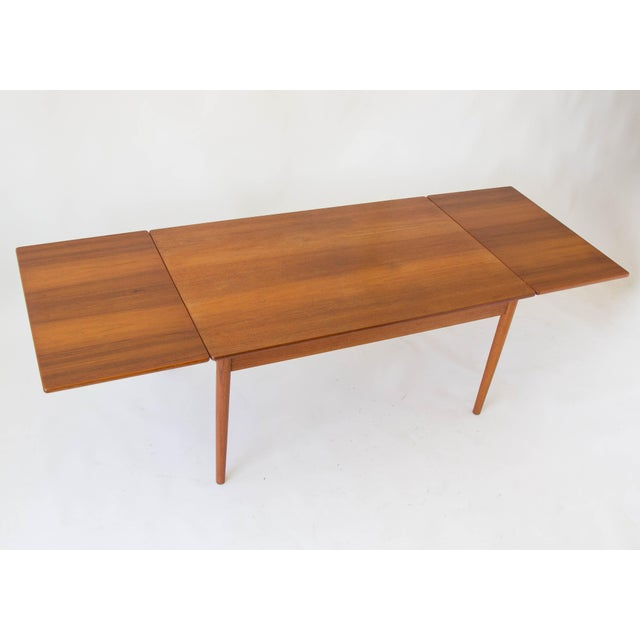 At-316 Draw Leaf Dining Table by Hans Wegner - Image 10 of 10