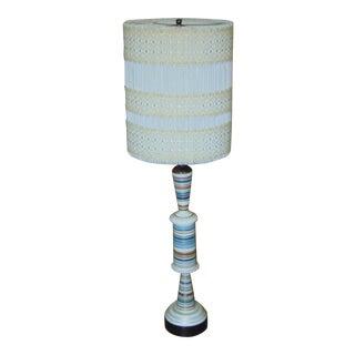Sascha Brastoff Table Lamp