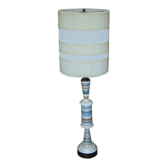 Sascha Brastoff Table Lamp For Sale