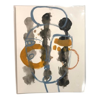 Erica Beck Renee Contemporary Abstract Painting For Sale