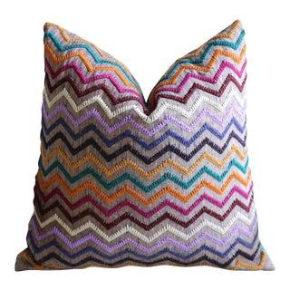 Osborne & Little Taggia Pillow Cover 16x16 For Sale