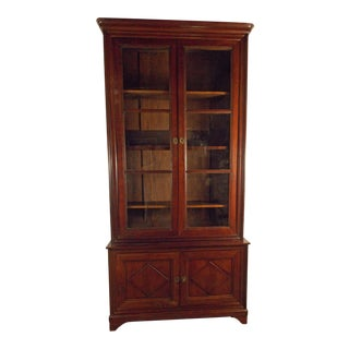19th Century French Traditional Display Cabinet For Sale