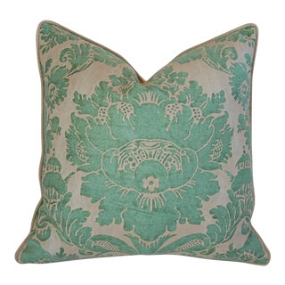 Mariano Fortuny Vivaldi Feather & Down Pillow For Sale