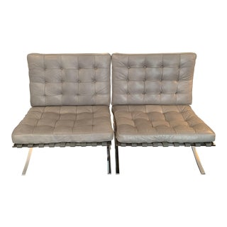 Modern Design Within Reach Chairs- a Pair For Sale