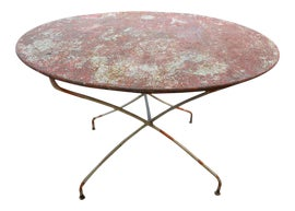 Image of French Outdoor Side Tables