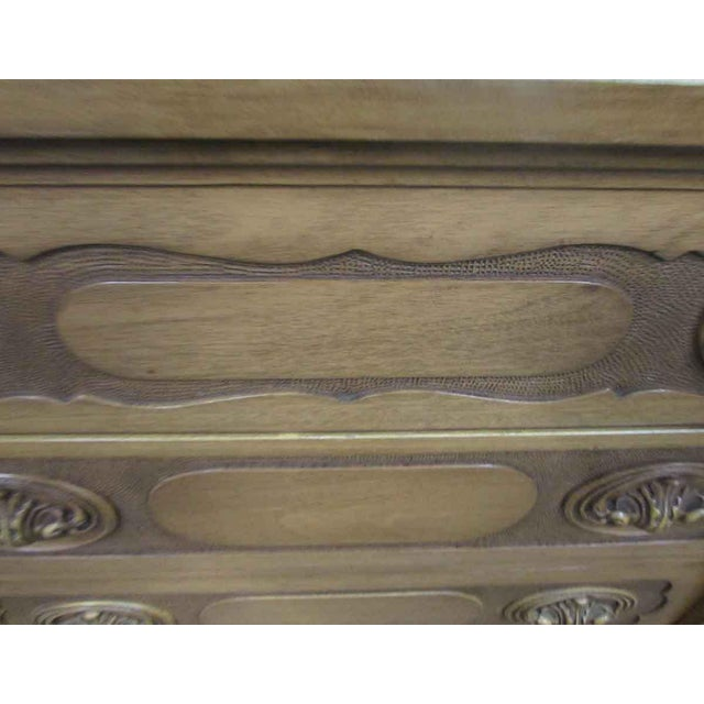 Antique Carved French Sideboard - Image 4 of 11