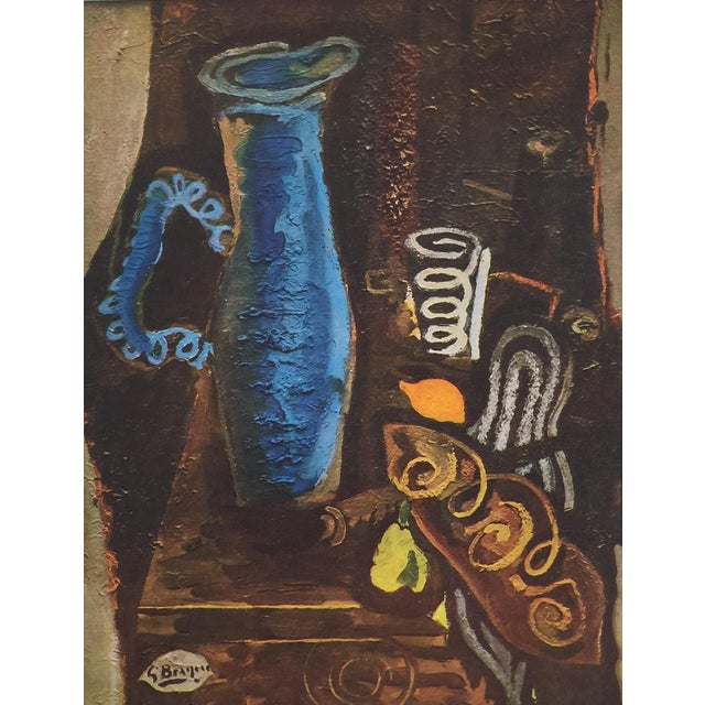1946 Georges Braque Portfolio Print Book For Sale - Image 10 of 13