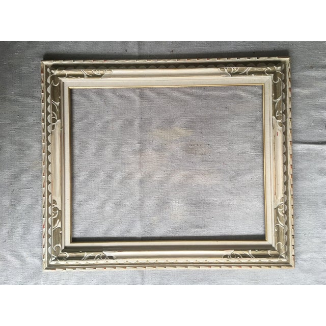 Large Midcentury Frame For Sale - Image 9 of 9