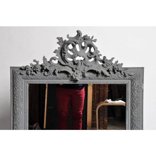 Napoleon III Style Mirror For Sale - Image 4 of 11