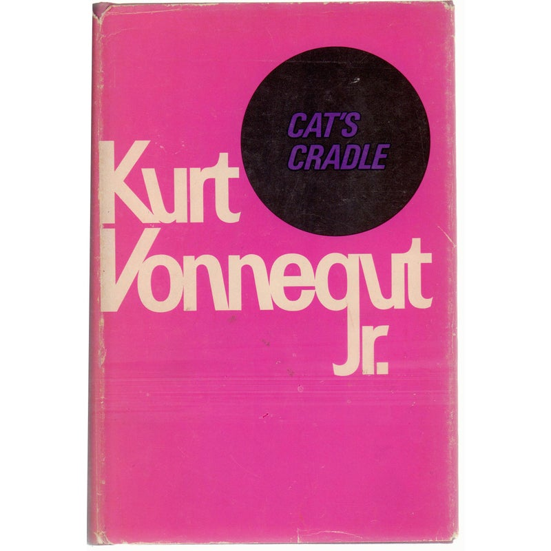 kurt vonneguts cats cradle analysis Kurt vonnegut's cats cradle analysis essay ben fisher mr anderson ap writing and composition 1 14th november 2012 cat's cradle american author analysis by ben fisher cat's cradle by kurt vonnegut is a science fiction book that was published in 1963.