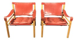 Image of Arne Norell Accent Chairs