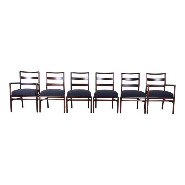 Robsjohn Gibbings for Widdicomb Mid-Century Modern Dining Chairs -Set of 6 For Sale
