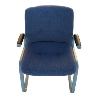 1980s Vintage Cantilever Armchair by Steelcase Preview