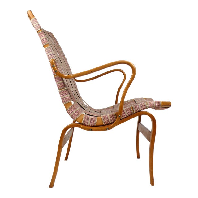 Early Bruno Mathsson Eva Chair For Sale
