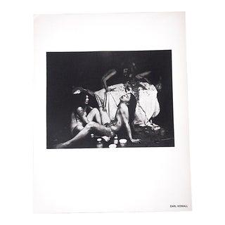 Vintage Mid Century Ltd. Ed. Photograph by E. Kowall From 1973 SoHo Photo Gallery Portfolio For Sale