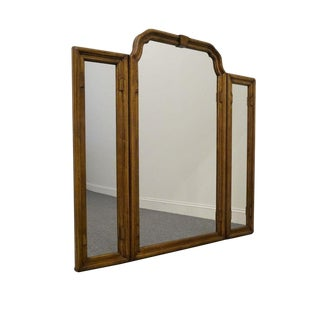 Drexel Heritage Chartwell Collection Tri Fold Dresser Mirror 114-250 For Sale