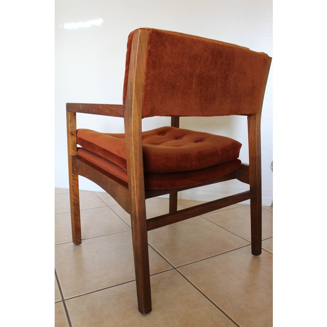 Mid-Century Cube Chairs - A Pair - Image 8 of 11