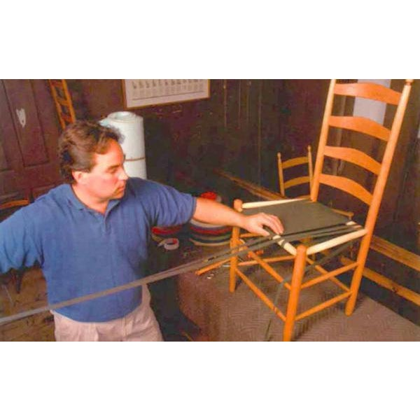 Reproduction Shaker Arm Chair - Image 8 of 8