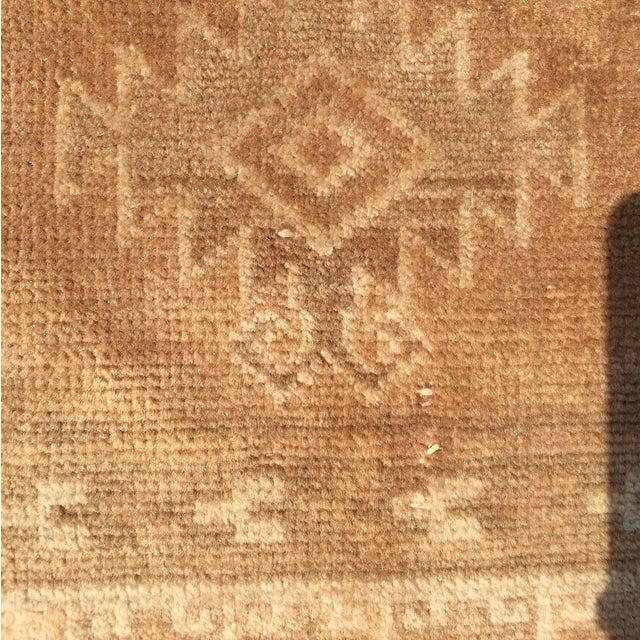 "Vintage Turkaman Persian Rug - 1'11"" x 2'9"" - Image 7 of 10"