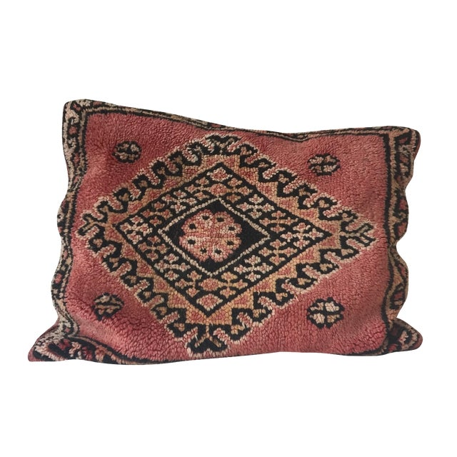 Vintage Turkish Kilim Pillow - Image 1 of 7
