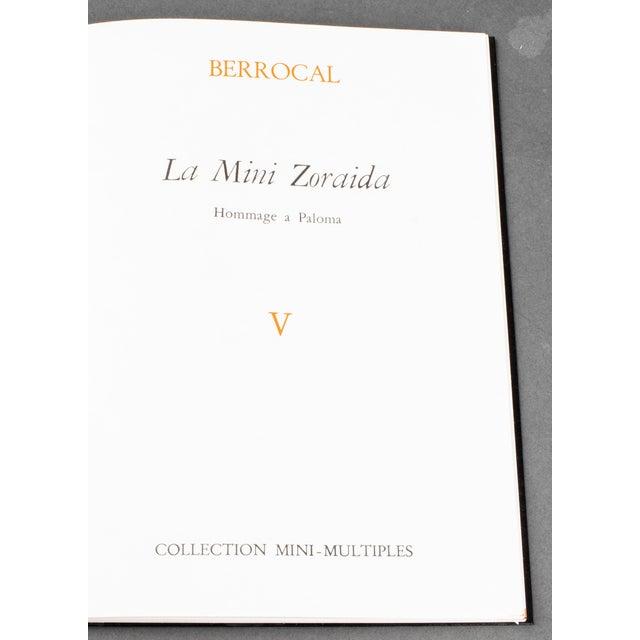 Miguel Ortiz Berrocal Mini-Zoraida Puzzle Sculpture For Sale - Image 10 of 13