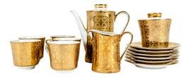 Image of Art Deco Coffee and Tea Service