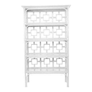 Sobe Etagere - White For Sale