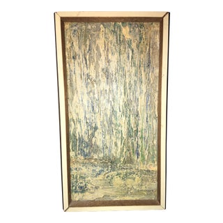 Abstract Expressionism Oil Painting